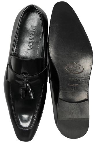 Designer Clothes Shoes Prada Men S Dress Shoes 273