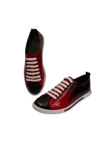 Womens Leather Sneakers Prada 1l3m217Lqw