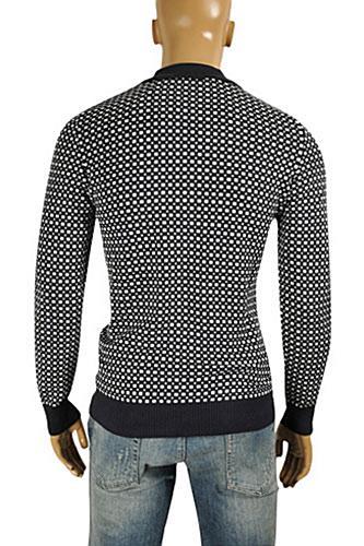 Mens Designer Clothes Prada Men S Knitted Polo Stile