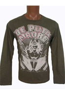 Madre Men's Long Sleeve Shirt #2