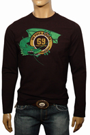Madre Men's Long Sleeve Shirt #24