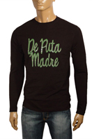 Madre Men's Long Sleeve Shirt #55