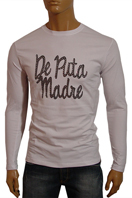Madre Men's Long Sleeve Shirt #58