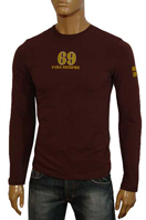 Madre Men's Long Sleeve Shirt #79