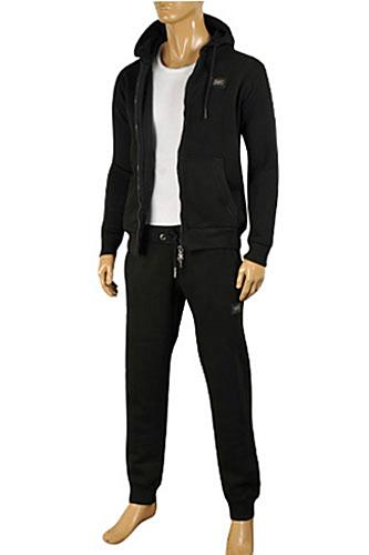 PHILIPP PLEIN Men's Hooded Tracksuit #1