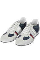 PRADA Men's Leather Sneaker Shoes #247