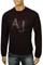 Mens Designer Clothes | EMPORIO ARMANI Sweater #88 View 1