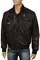 Mens Designer Clothes | EMPORIO ARMANI Warm Zip Jacket #37 View 1
