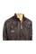 Mens Designer Clothes | EMPORIO ARMANI Warm Zip Jacket #37 View 3
