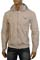 Mens Designer Clothes | EMPORIO ARMANI Jacket With Removable Hood #43 View 1