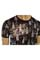 Mens Designer Clothes | CHRISTIAN AUDIGIER Multi Print Short Sleeve Tee #25 View 3
