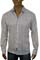 Mens Designer Clothes | DOLCE & GABBANA Dress Shirt, 2012 Winter Collection #221 View 1