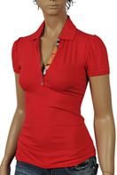 TodayFashion Ladies Polo Shirt #98