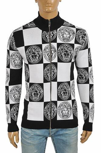 VERSACE men's bomber jacket 29