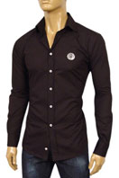 VERSACE Mens Dress Shirt #144
