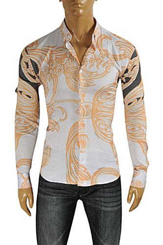 VERSACE Men's Dress Shirt 0162