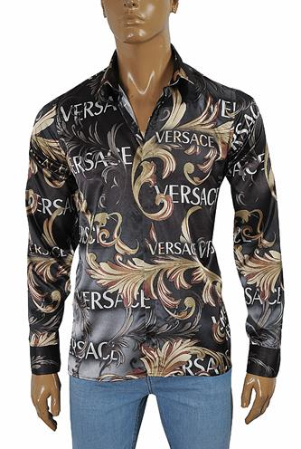 VERSACE Men's Dress Shirt 184