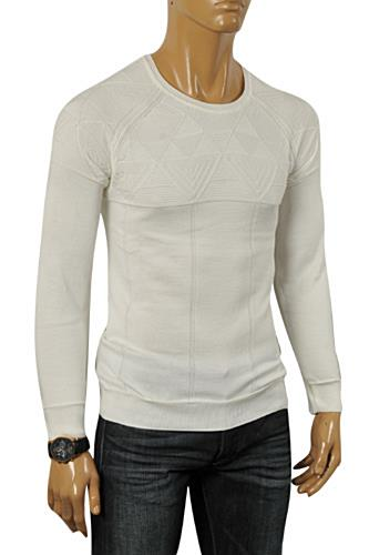 VERSACE Men's Round Neck Sweater #19