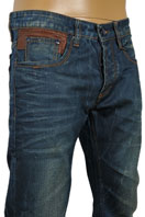 EMPORIO ARMANI Men's Relaxed Fit Jeans #104