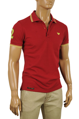 EMPORIO ARMANI Men's Polo Shirt #219