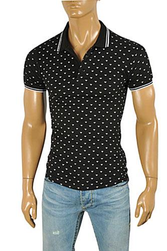 ARMANI JEANS Men's Polo Shirt #258
