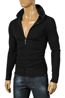 EMPORIO ARMANI JEANS Men's Zip Up Hooded Sweater #150