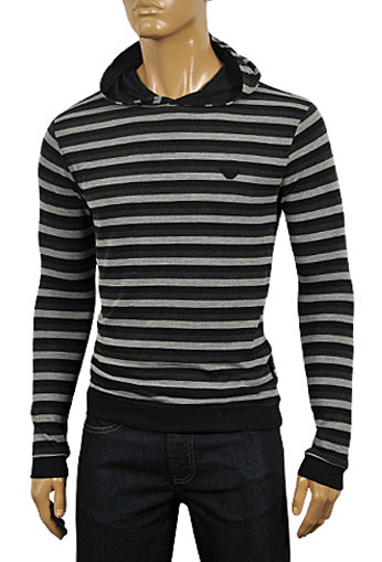 EMPORIO ARMANI Men's Hooded Sweater #164