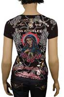 CHRISTIAN AUDIGIER Multi Print Lady's Top #74