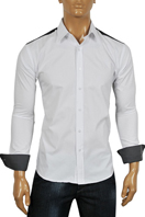 BURBERRY Men's Dress Shirt #44