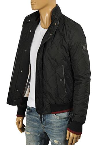 BURBERRY Men's Zip Up Jacket #48