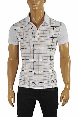 BURBERRY Men's Polo Shirt #238