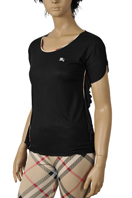BURBERRY Ladies Short Sleeve Top #59