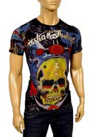CHRISTIAN AUDIGIER Multi Print Short Sleeve Tee #87