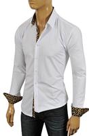 ROBERTO CAVALLI Men's Dress Shirt #313