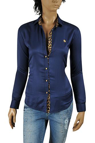 ROBERTO CAVALLI Ladies' Dress Shirt #336