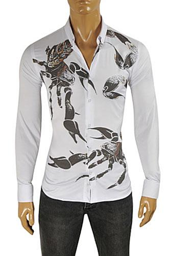 ROBERTO CAVALLI Men's Dress Shirt #350