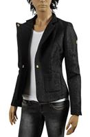 ROBERTO CAVALLI Ladies Taylor Jacket #76