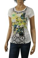 ROBERTO CAVALLI Ladies Short Sleeve Tee #122