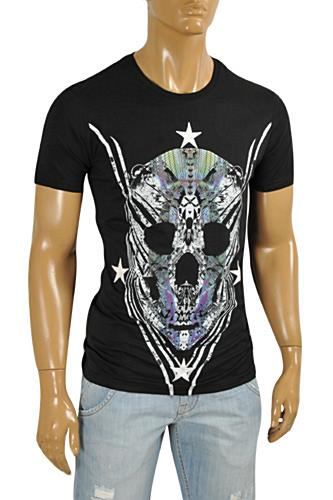 JUST CAVALLI Men's Short Sleeve Tee #146