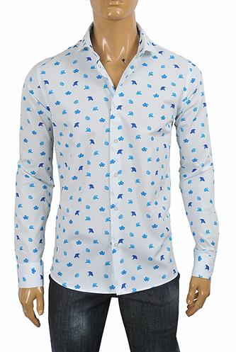 DOLCE & GABBANA Men's Dress Shirt 471
