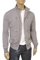 DOLCE & GABBANA Mens Zip Up Spring Jacket #326