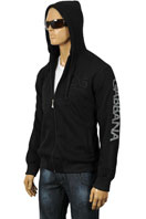 DOLCE & GABBANA Men's Cotton Hooded Jacket #349