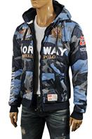 DOLCE & GABBANA Men's Warm Jacket #404