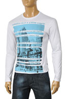 DOLCE & GABBANA Men's Long Sleeve Tee #389