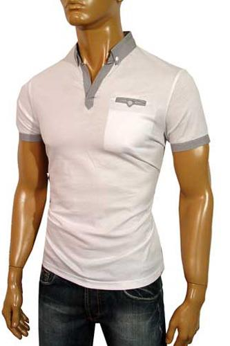 DOLCE & GABBANA men's polo shirt 268