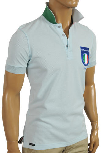 DOLCE & GABBANA Men's Polo Shirt #435