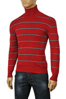 DOLCE & GABBANA Men's Turtle Neck Fitted Sweater #198