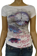 DOLCE & GABBANA Ladies Short Sleeve Top #134