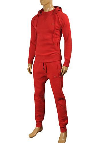 Mens Designer Clothes   DOLCE   GABBANA Men s Knit Hooded Warm ... 2dcd4007f51e