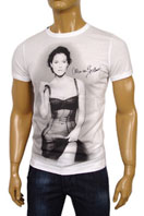 DOLCE & GABBANA Mens Short Sleeve Tee #118